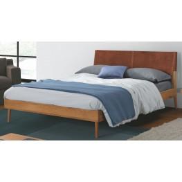 Norway Upholstered Queen Platform Bed
