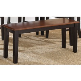 Kingston Medium Oak Bench