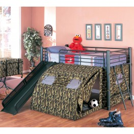Oates Twin Size Loft Bed