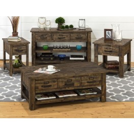 Cannon Valley Occasional Table Set