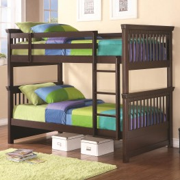 Oliver Twin Over Twin Bunk Bed
