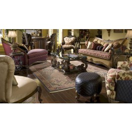 Oppulente Sienna Spice Living Room Set