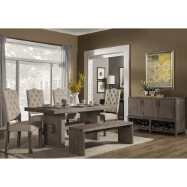 Fiji Grey Dining Room Set