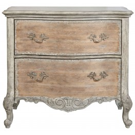 Monaco 2 Large Drawer Accent Chest