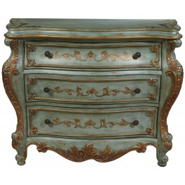 Au Clair 3 Drawer Accent Chest
