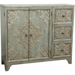 Gray Bar Cabinet