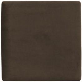 "Bella Chocolate 1"" Wall Pixel I"