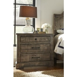 Meadow Weathered Gray Nightstand