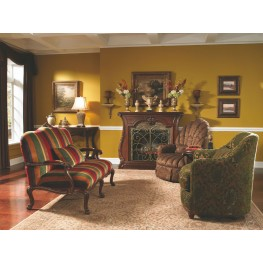 Palace Gates Royal Sable Living Room Set