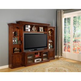 "Premier Athens 57"" Entertainment Wall Unit"