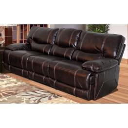 Pegasus Nutmeg Dual Power Reclining Sofa