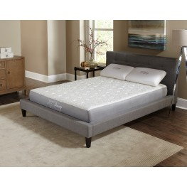 "8.5"" Gel Memory Foam Twin Mattress"