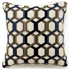 "Comney Blue 18"" Pillow Set of 2"