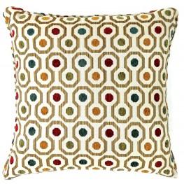 "Dott Multi 22"" Pillow Set of 2"