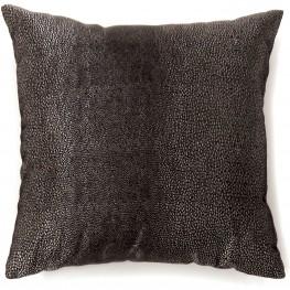 "Shale Black 18"" Pillow Set of 2"