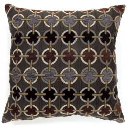 """Targe Brown 18"""" Pillow Set of 2"""