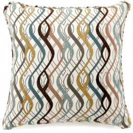 "Isa Multi 22"" Pillow Set of 2"
