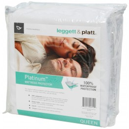 Platinum Twin Extra Large Size Mattress Protector