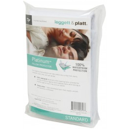 Platinum King Size Pillow Protector