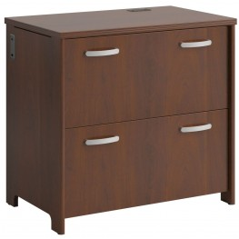 "Envoy Hansen Cherry 32""W 2-Drawer Lateral File"