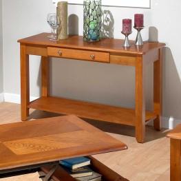 Sedona Oak Sofa Table