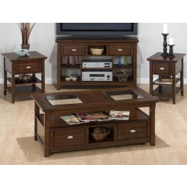 Bellingham Brown Occasional Table Set