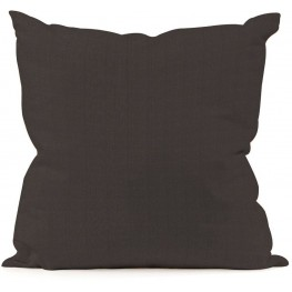 Seascape Charcoal Small Pillow