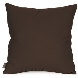 Seascape Chocolate Large  Pillow