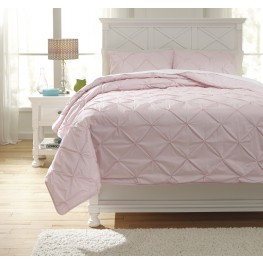 Medera Rose Full Comforter Set