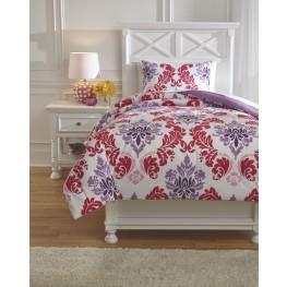 Ventress Berry Twin Comforter Set
