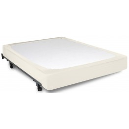 Stylewrap Ivory King Box Spring Cover