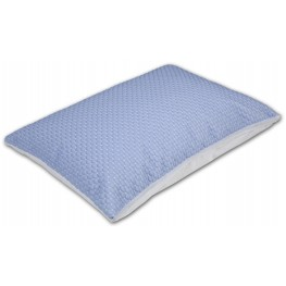 Aere Blue Queen Pillow Protector