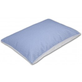Aere Blue King/Cal. King Pillow Protector