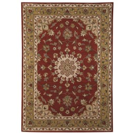 Maroney Red Medium Rug