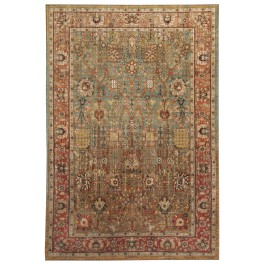 Christen Aquamarine Large Rug