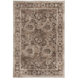 Geovanni St1 and Taupe Large Rug