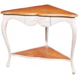 Dauphine Antique White Table