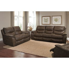 Remus Stone Dual Power Living Room Set