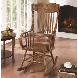600175 Wooden Rocking Chair