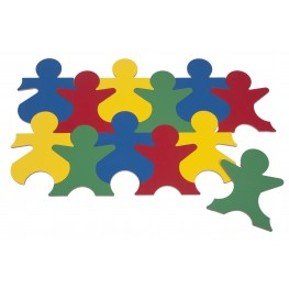 People Shape Puzzleation