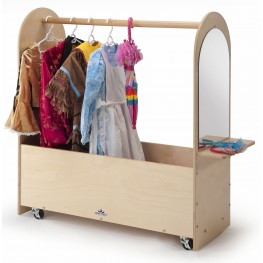Portable Dress Up Rack