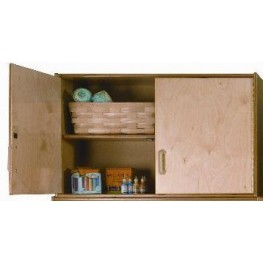 Wall Storage Shelf Cabinet