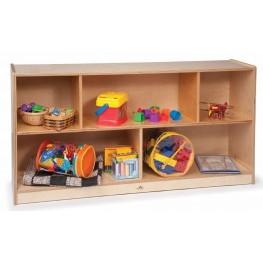 """Toddler 24"""" Basic Single Storage"""