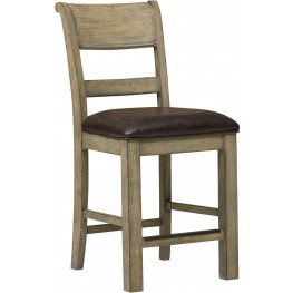 Flatbush Brown Gathering Chair Set of 2