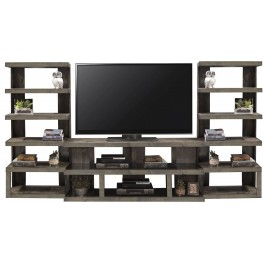 Sweetwater Brown Entertainment Wall
