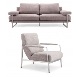 Jonkoping Wheat Living Room Set