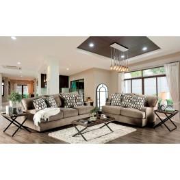 Glynis Tan Living Room Set