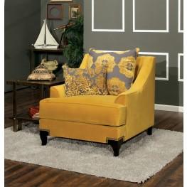 Viscontti Gold Chair
