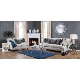 Cornelia Beige Living Room Set