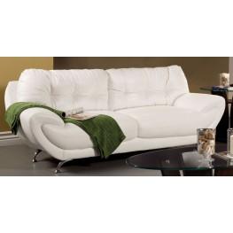 Volos White Sofa